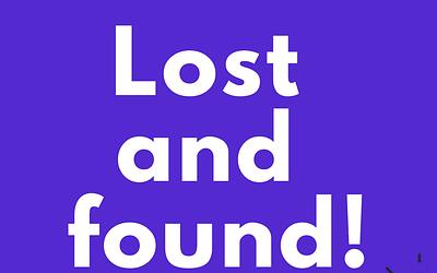 Verloren voorwerpen